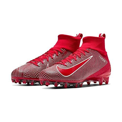 Nike Vapor Untouchable Pro 3 American Football Rasen Schuhe - rot Gr. 12 US