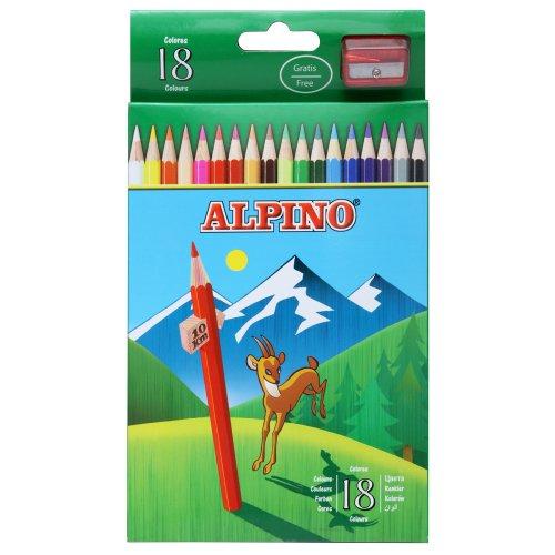Alpino AL000656 - Lápices de colores