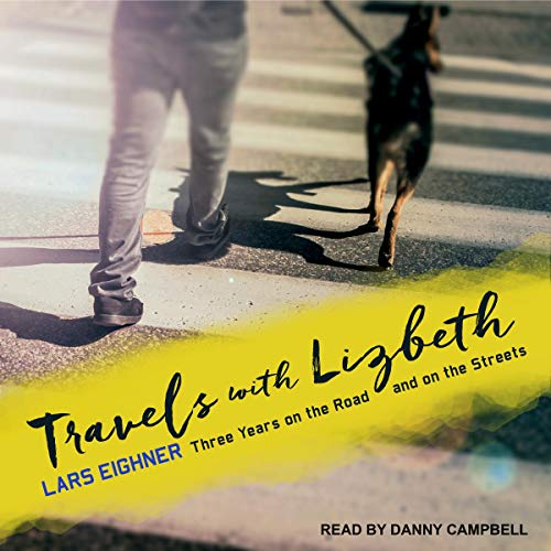 Travels with Lizbeth audiobook cover art