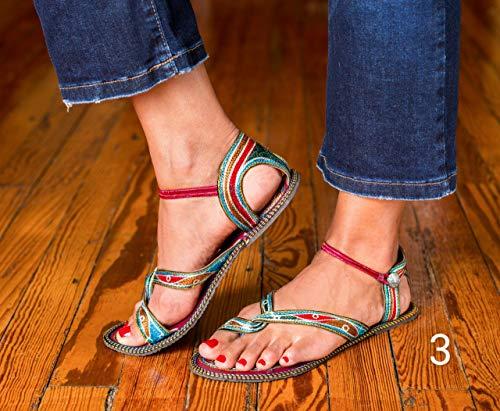 Tibet Boutique - Sandalias 3 (Numeric_35)