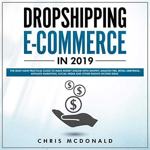 Dropshipping E-commerce in 2019 Titelbild