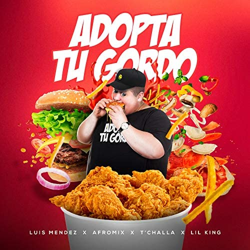 Luis Mendez feat. Afromix, T'challa & Lil King