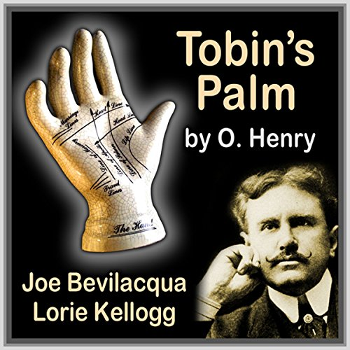 Tobin's Palm audiobook cover art