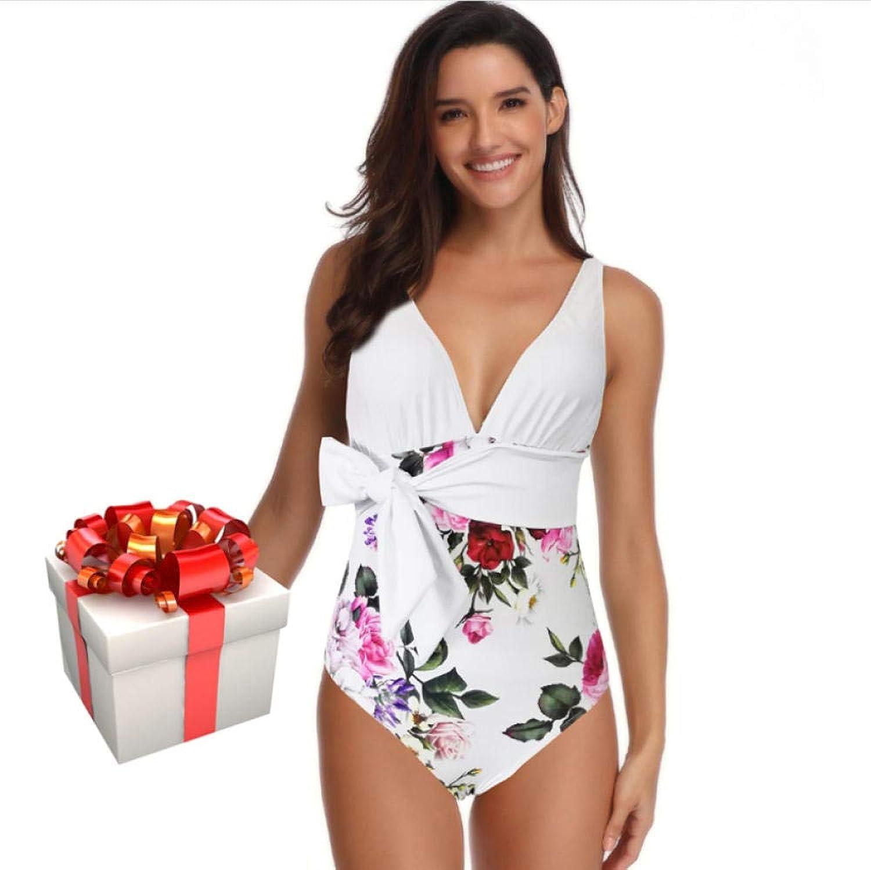 Gaowei Einteiliger Badeanzug Push Up Damen Badeanzug Damen geschlossene Badebekleidung Strand Badeanzug Krper Badeanzug Monokinis Badeanzug