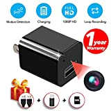Spy Camera Charger, Hidden Camera,with 32GB SD Card and