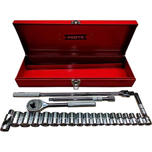 Box of 144 McGard 69415 Chrome//Black Cone Seat Bulge Style Lug Nuts M12 x 1.5 Thread Size