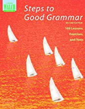 Steps to Good Grammar: 169 Lessons, Exercises, and Tests/011655Ef