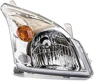 Headlight Right for Toyota Land Cruiser PRADO 120 2002 2003 2004 2005 2006 2007 2008 2009 Passenger Side