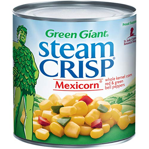 Green Giant SteamCrisp Mexicorn, 11 Ounce Can