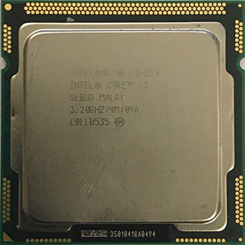Prozessor CPU Intel Core i3–5503.2GHz 4MB 2.5GT/s fclga1156Dual Core slbud