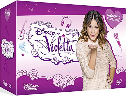 Coffret violetta, saison 2 [FR Import]