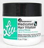 Summit Liv Medicated Hair Vitalizer Ultra Thick Anti-Thinning Formula 4 Oz.