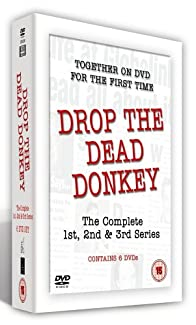 Drop The Dead Donkey - The Complete 1st, 2nd & 3rd Series