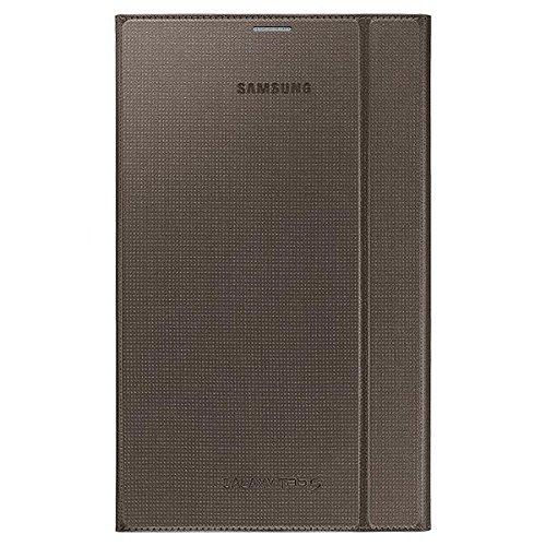 Samsung Folio Schutzhülle Book Case Cover für Galaxy Tab S 8.4 Zoll - Braun