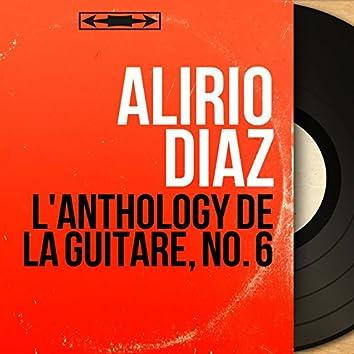 L'anthology de la guitare, no. 6 (Mono version)