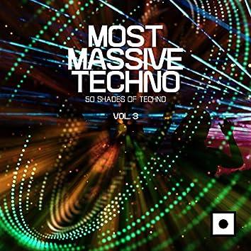Most Massive Techno, Vol. 3 (50 Shades Of Techno)