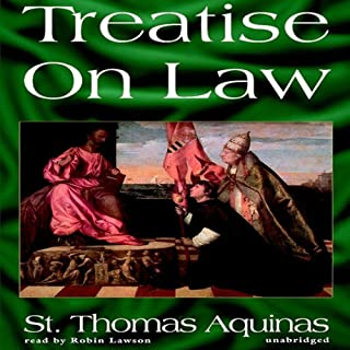 Treatise on Law audiobook cover art
