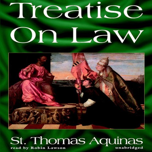 Treatise on Law cover art
