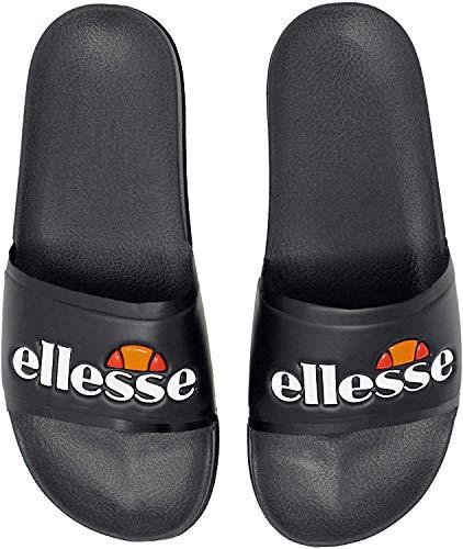 Ellesse Tong EL82395 Sandalen, - Schwarz/Black - Größe: 43 EU