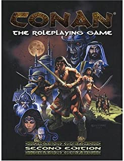 Conan: The Roleplaying Game, 2nd Edition