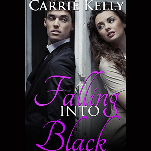 Falling into Black audiobook cover art