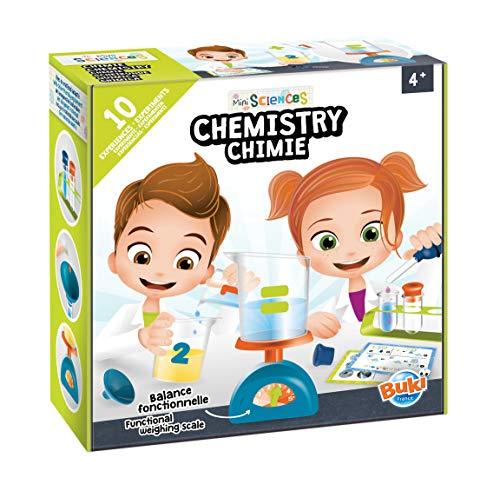 Mini Ciencias, Química (9002)