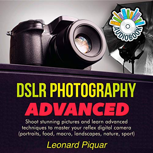 『DSLR Photography Advanced』のカバーアート
