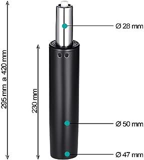 La Silla de Claudia - Pistón de gas estándar para silla de