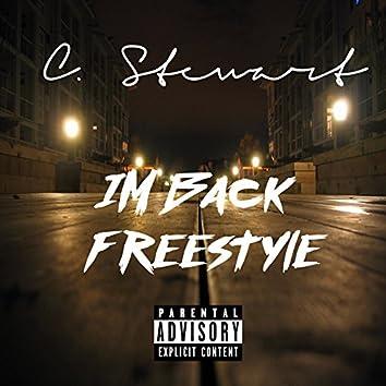 Im Back: Freestyle - Single