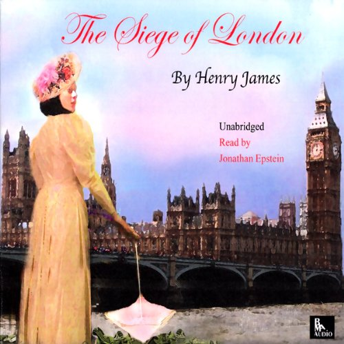 The Siege of London audiobook cover art