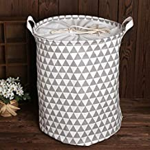 Clothes hamper Laundry Basket Bag Clothes Organizer Home Sundries Picnic Basket Toy Storage Basket Laundry Kitchen Hamper ...
