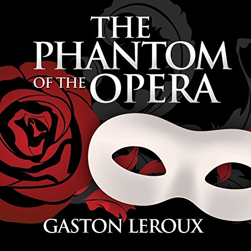 The Phantom of the Opera copertina
