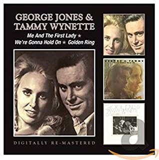 George Jones & Tammy Wynette - Me And The First Lady/We`re Gonna Hold On/Golden Ring