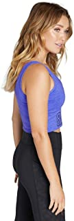 Rockwear Activewear Women's Popsicle Logo Front Crop from Size 4-18 for Singlets Tops