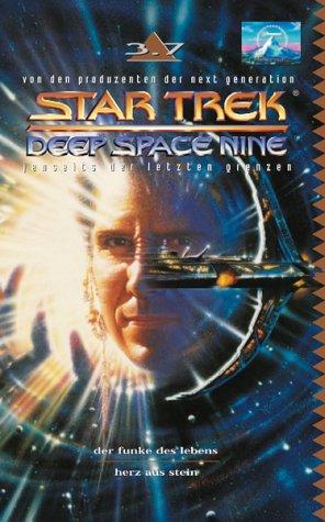 Star Trek - Deep Space Nine 3.7: Der Funke des Lebens/Herz aus Stein