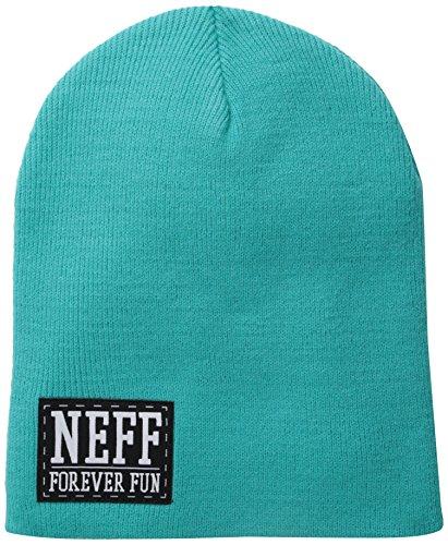 Neff Hombres Forever Fun–Gorro de, talla única , Negro
