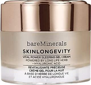 Skinlongevity Vital Power Sleeping Gel Cream, 1.7-oz.