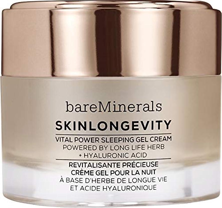 コマース相談火山のベアミネラル Skinlongevity Vital Power Sleeping Gel Cream 50g/1.7oz並行輸入品