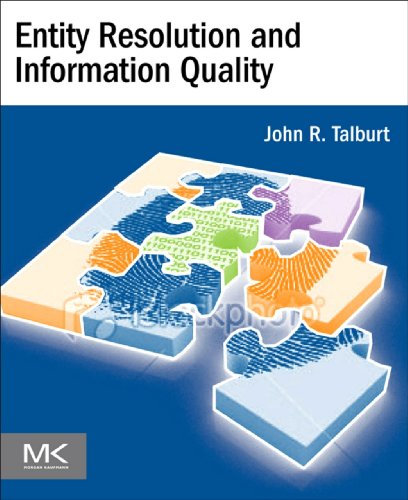 Entity Resolution and Information Quality (English Edition)