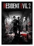 FANATTIK Resident Evil 2 - Obra Coleccionista '42x30cm'