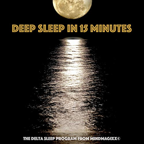 Deep sleep in 15 minutes cover art