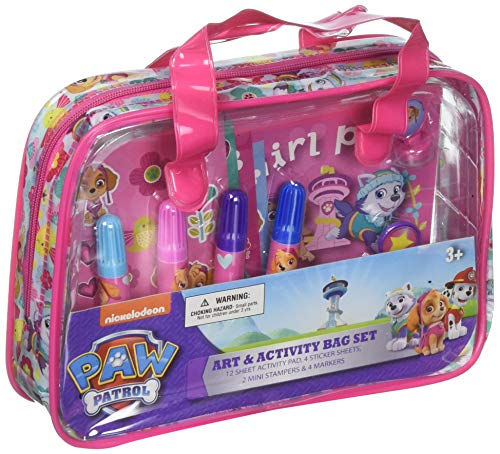 Paw Patrol Art & Activity Bag Set