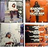 Rodriguez Set of 2 Vinyl Releases - Searching for Sugar Man AND Coming From Reality