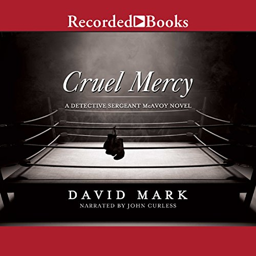 Cruel Mercy audiobook cover art