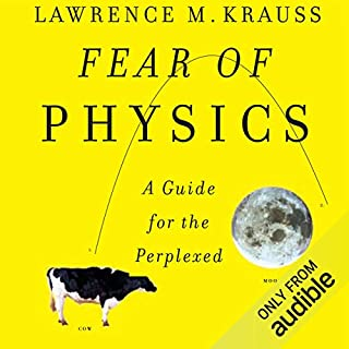 Fear of Physics audiobook cover art