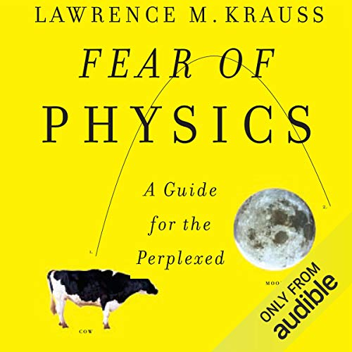 Fear of Physics Audiobook By Lawrence M. Krauss cover art
