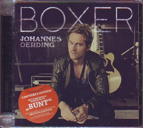 BOXER - Ltd. Edition mit Bonustrack 'Bunt' - Super Jewel Box