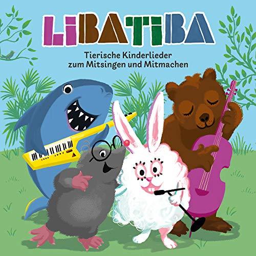 Tierische Kinderlieder zum Mitsingen und Mitmachen