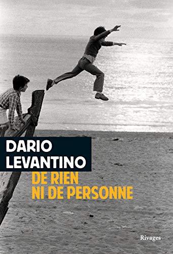 De rien ni de personne (French Edition) eBook: Levantino, Dario ...