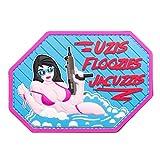 Mil-Spec Monkey Uzis Floozies Jacuzzis PVC – a Todo Color